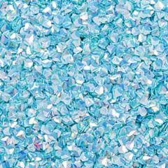 Конфетти кристаллы, Светло-голубой, 17 гр