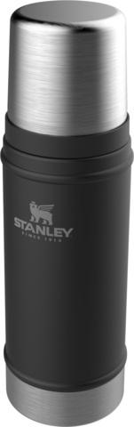 Термос STANLEY CLASSIC 0.47L - черный