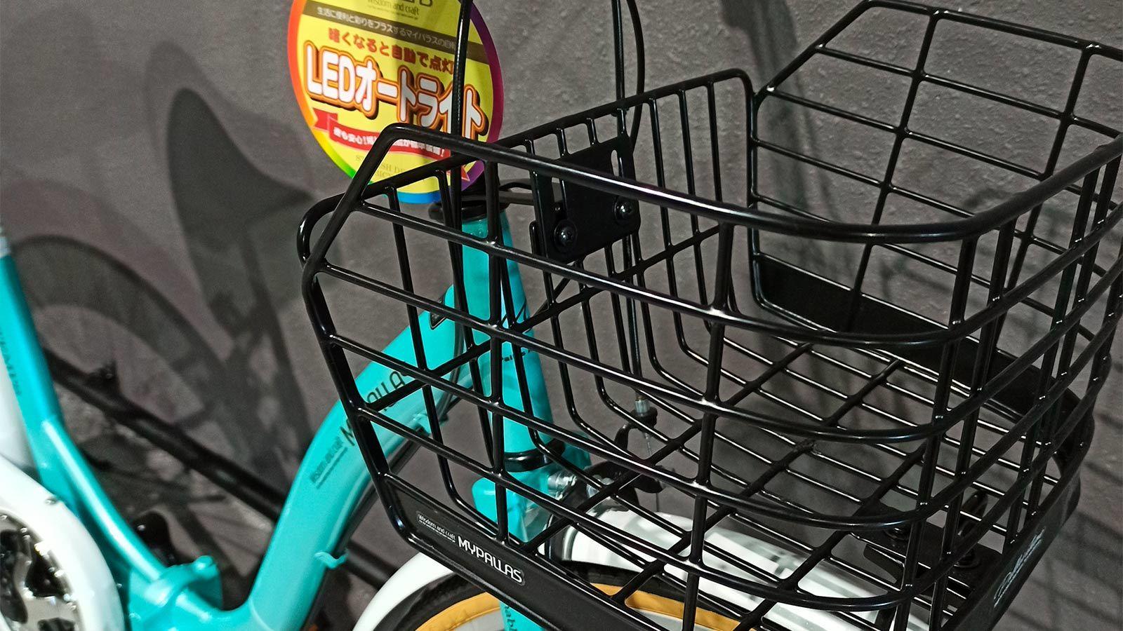 корзина городского велосипеда MyPallas M509