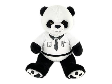 Панда в футболке, 50 см., 20438-50