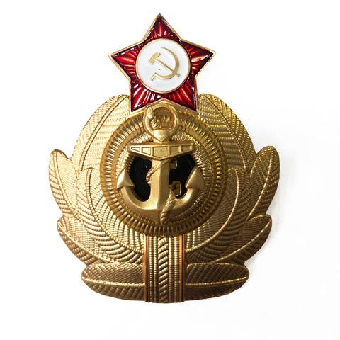 Кокарда ВМФ СССР - Магазин тельняшек.ру