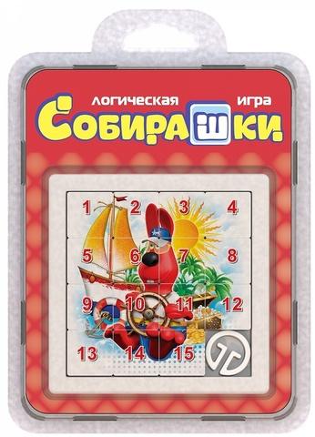 Логическая игрушка Собирашки