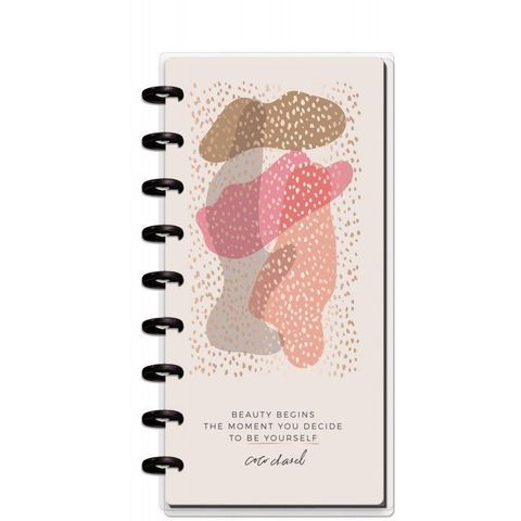 Планер Happy Planner 12-Month Dated Skinny Planner - Beauty Begins- 14х24 см