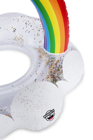 Круг надувной BigMouth, Rainbow Cloud