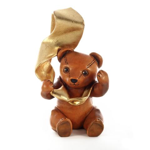 Медвежонок с галстуком вверх
