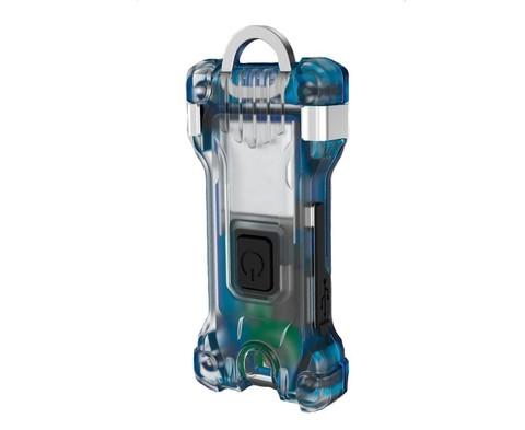 Мультифонарь светодиодный Armytek Zippy Blue, 200 лм, теплый свет, аккумулятор
