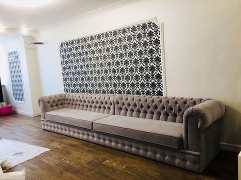 Прямой диван Chester