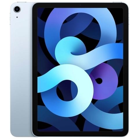 Планшет Apple iPad Air (2020) 64Gb Wi-Fi Sky Blue EAC (MYFQ2RU/A)