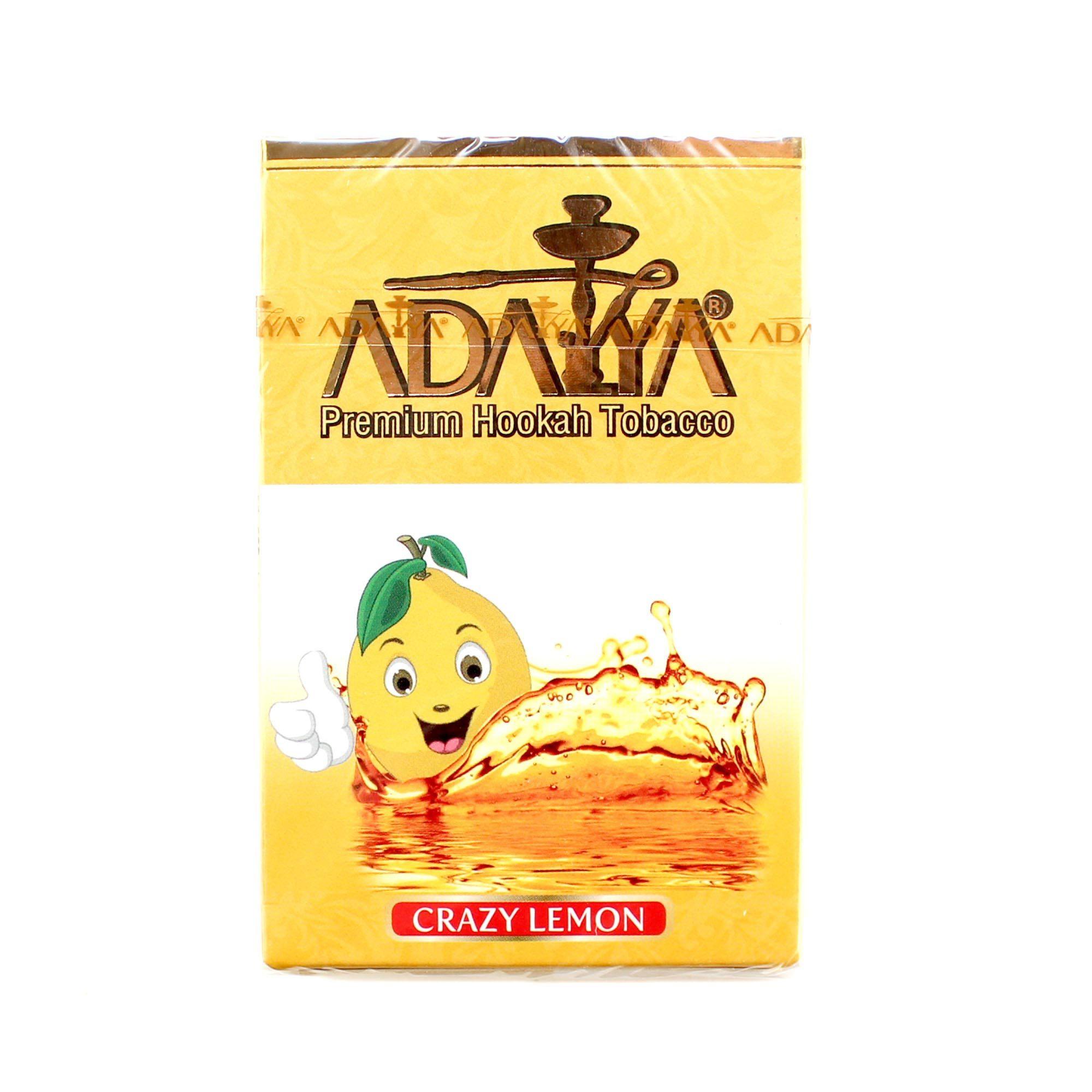 Табак для кальяна Adalya Crazy Lemon 50 гр.