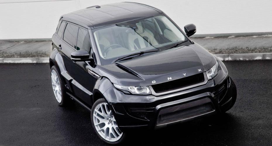 Обвес Onyx для Range Rover Evoque