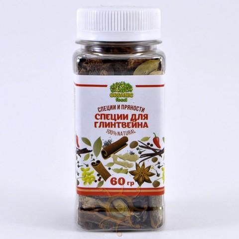 Специи для глинтвейна Organic Food, 60г