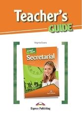 Career Paths - Secretarial Teacher's Guide