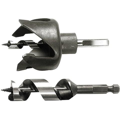 Набор для установки врезных замков, 22 мм х 48 мм Matrix Professional