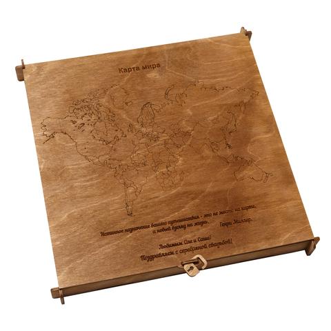 Коробка для карты