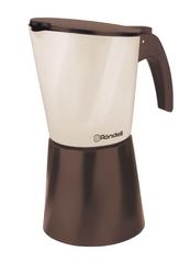 RDA-738 Гейзерная кофеварка RONDELL Mocco&Latte 6 чашек