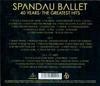 Spandau Ballet / 40 Years - The Greatest Hits (3CD)