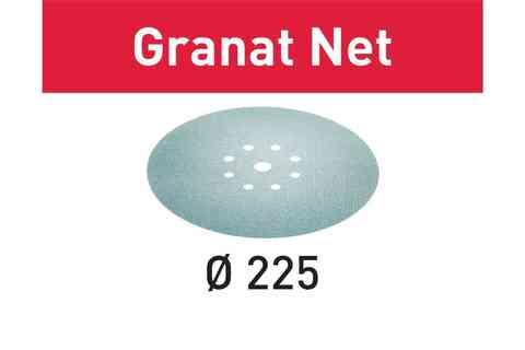 Шлифовальный материал на сетчатой основе Granat Net STF D225 P100 GR NET/1