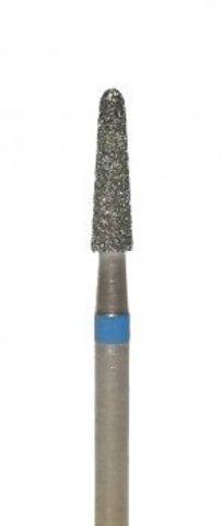 Фреза Алмаз конус средней зернистости (синяя полоса или без нее купить за 120руб