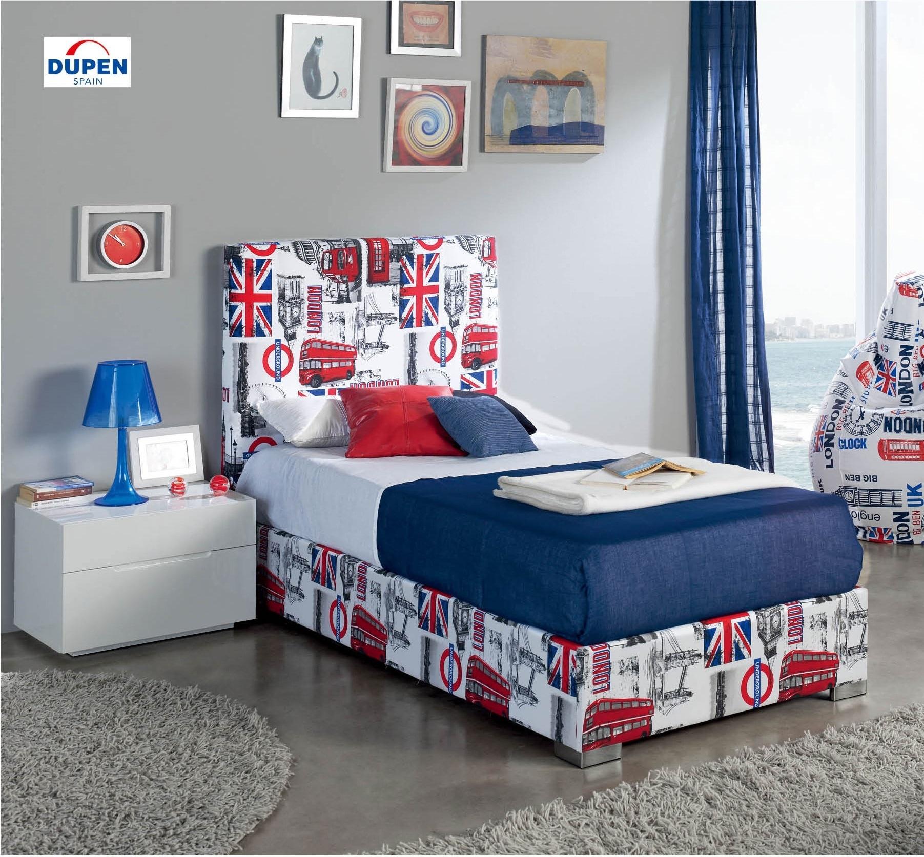 Кровать Dupen (Дюпен) 701 LONDON