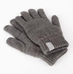 Перчатки Moshi Digits для сенсорных дисплеев, размер L, темно-серый