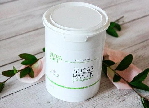 Сахарная паста для шугаринга YUSKISS 1,5кг  (ULTRA SOFT)