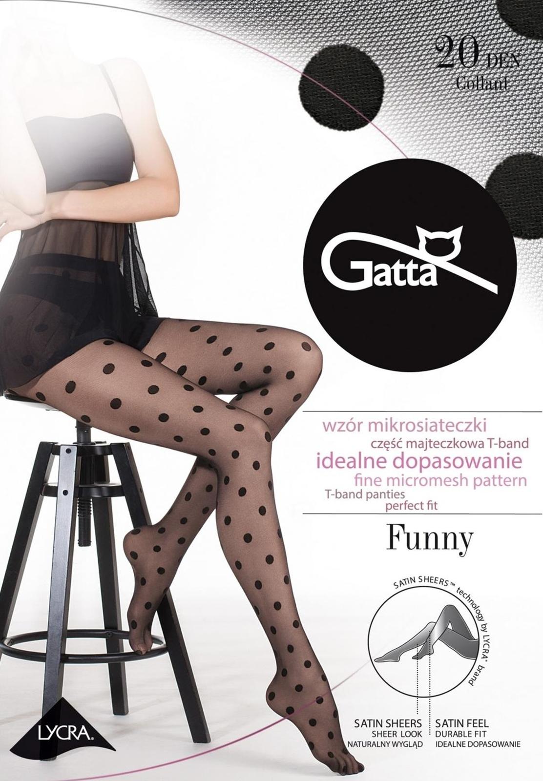 Колготки Gatta Funny 07