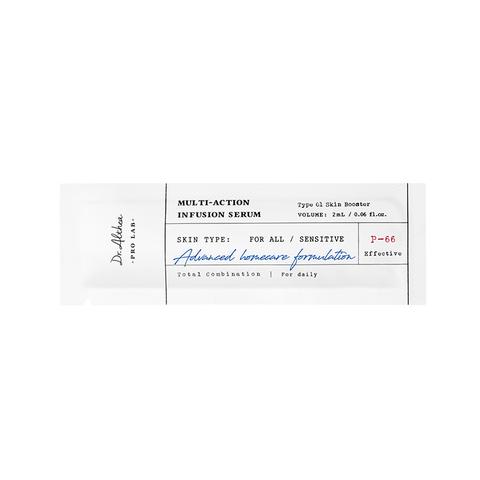 Сыворотка для лица пептидная Dr.Althea Pro Lab Multi-Action Infusion Serum 56 шт.