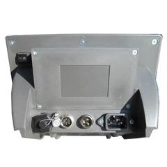 Весы платформенные СКЕЙЛ СКП 500-1010, 500кг, 200гр, 1000х1000, RS-232, стойка (опция), с поверкой, выносной дисплей
