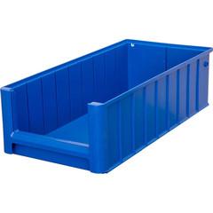 Контейнер полочный SK 5214 сплошной, 500 х 234 х 140 синий