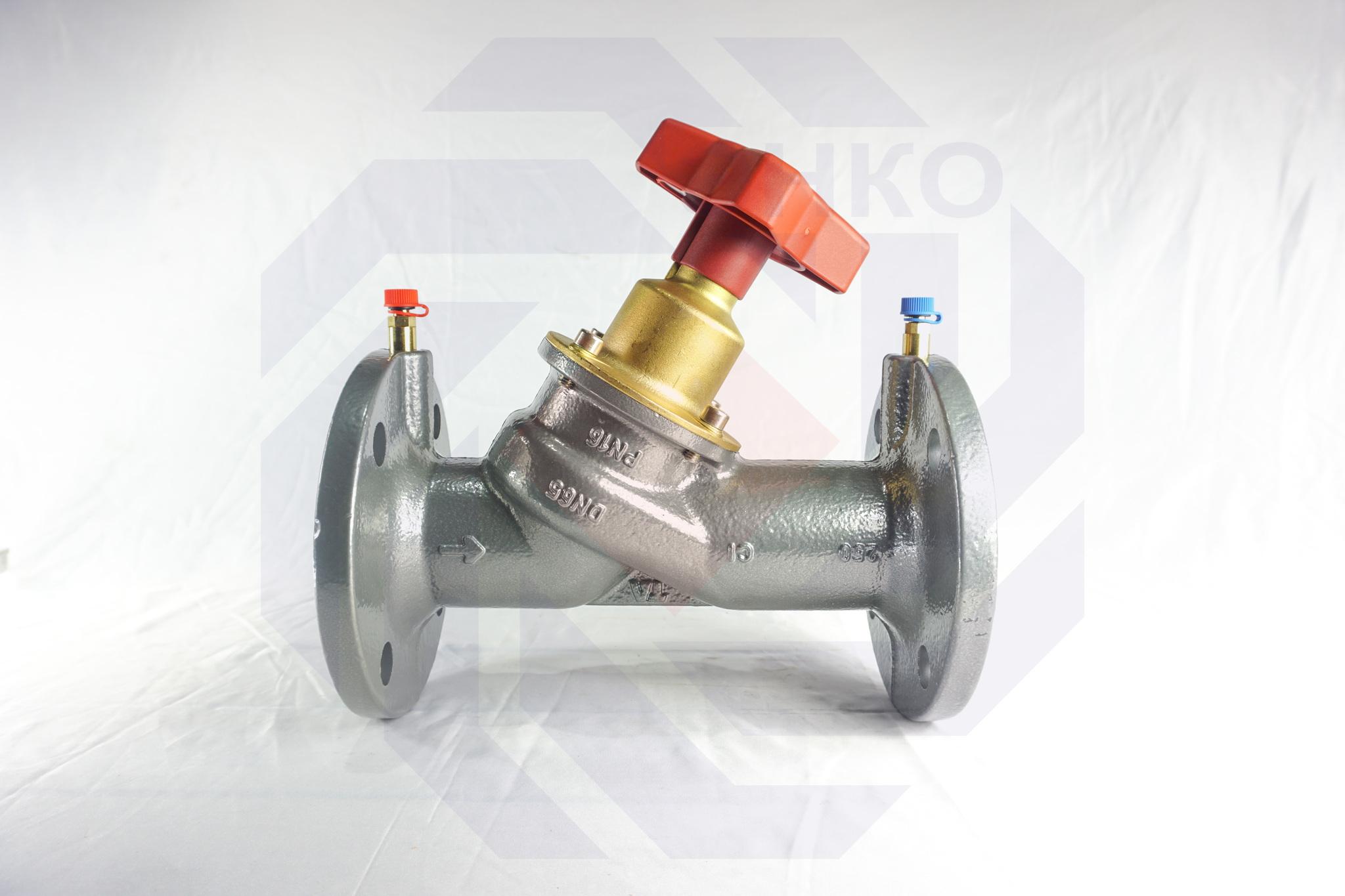 Клапан балансировочный IMI STAF DN 65