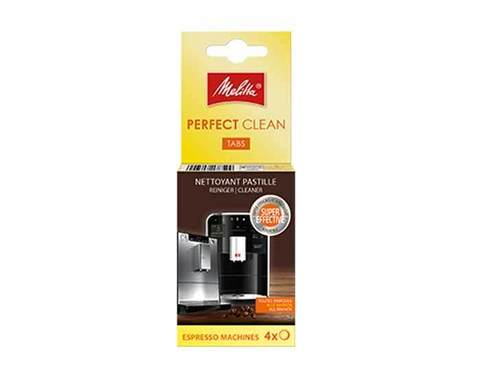 таблетки для кофемашин Melitta Perfect Clean