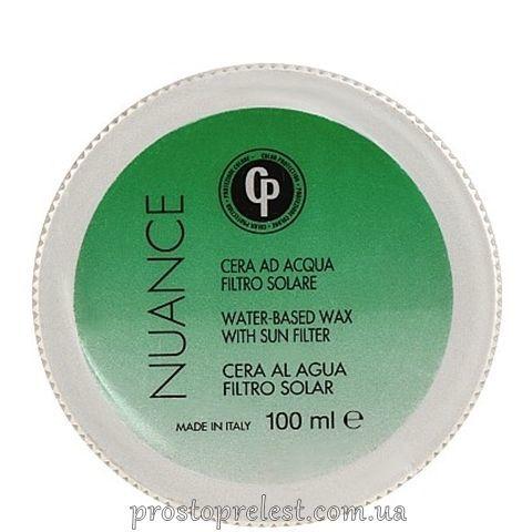 Punti di Vista Nuance CP Water Wax With Solar Filter - Зволожуючий віск-гель на водній основі ультра-сильної фіксації