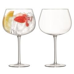 Набор из 2 круглых бокалов для коктейлей LSA International Bar, 710 мл, фото 1