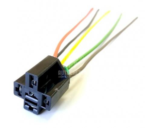 Колодка для реле с 5 проводами