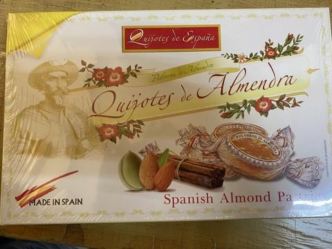 Печенье с корицей Quijotes de Almendra 270г