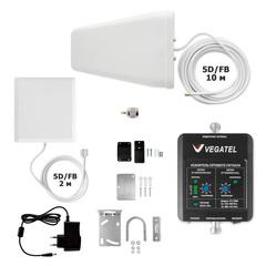 Готовый комплект VEGATEL VT2-900E-kit (дом, LED)