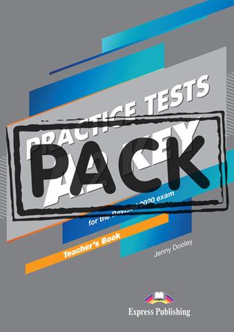 Practice Tests A2 Key for the Revised 2020 Exam - Teacher's Book - Книга для учителя с электронным приложением