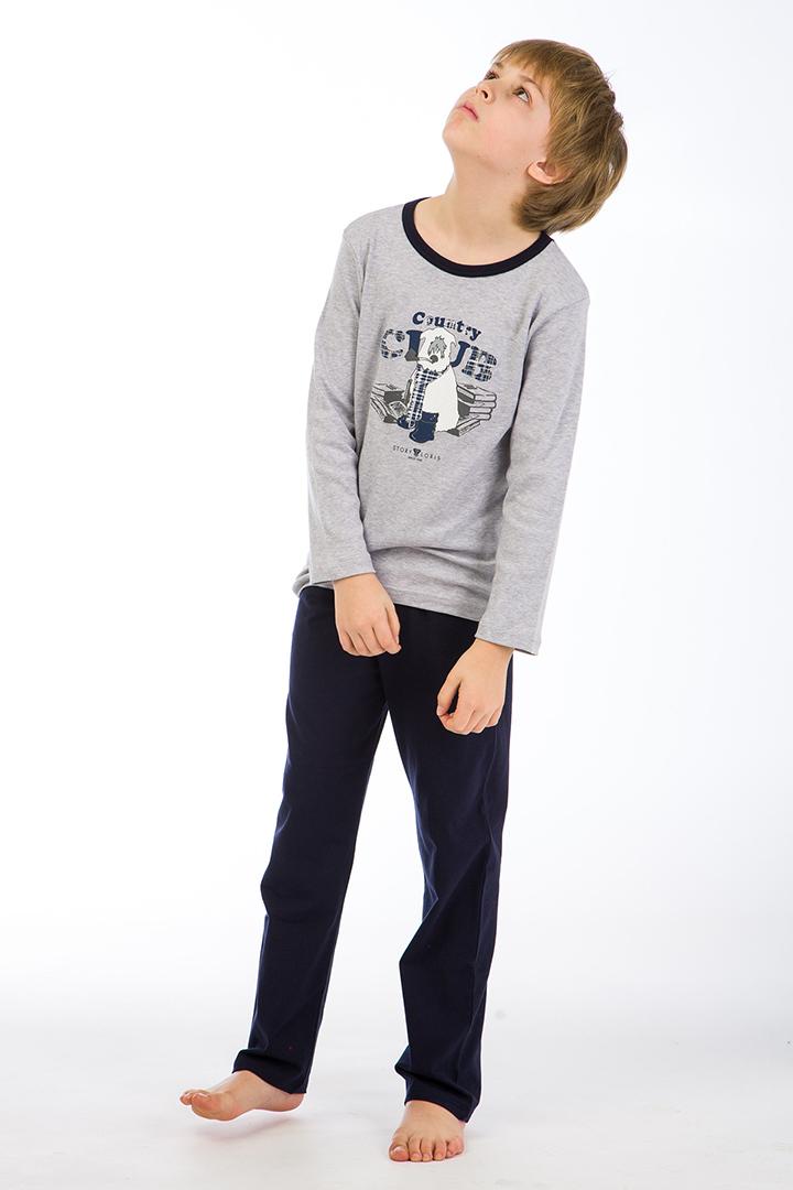 Хлопковый домашний костюм для мальчиков Story Loris