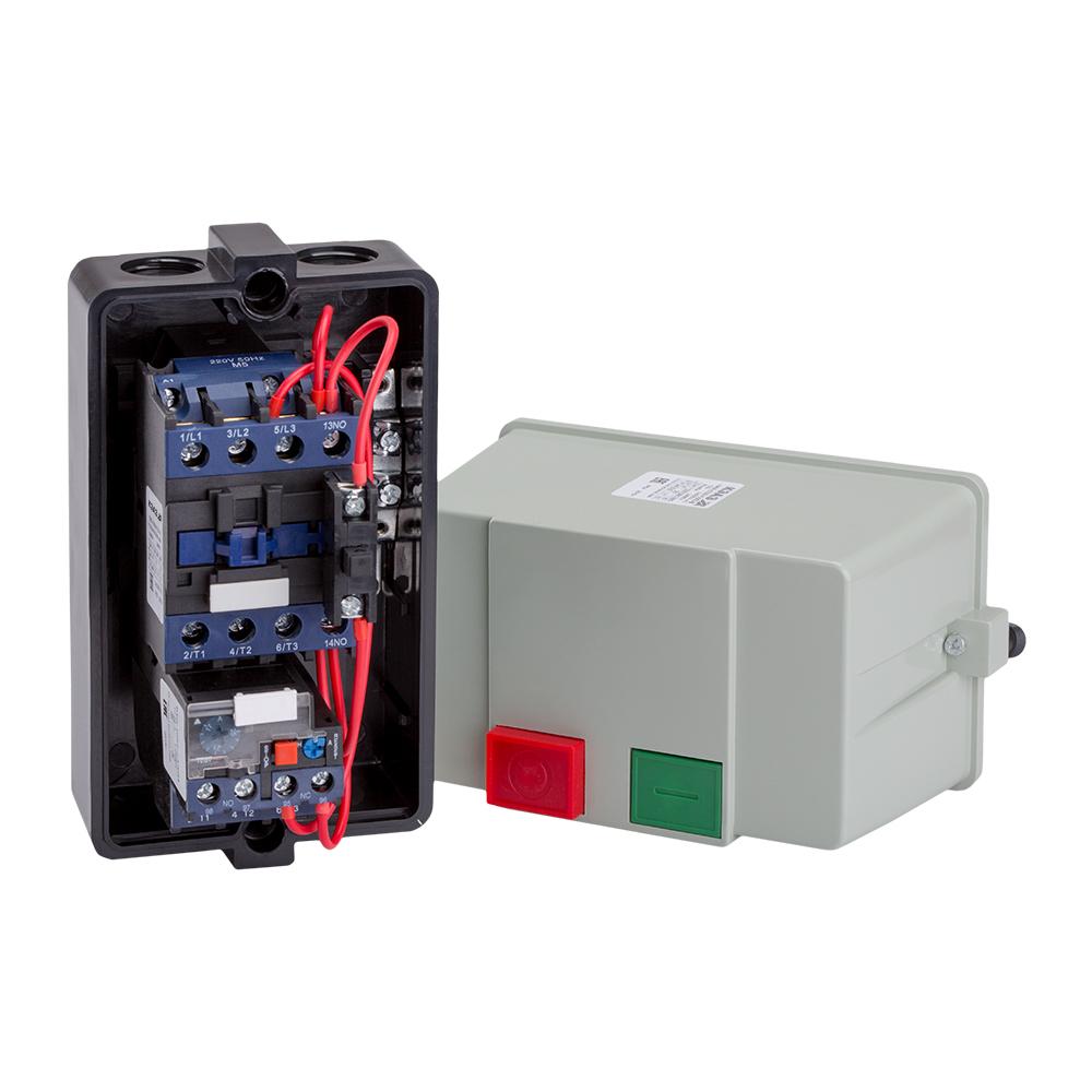 Пускатель магнитный ПМЛ 2220Д 32А(380В)