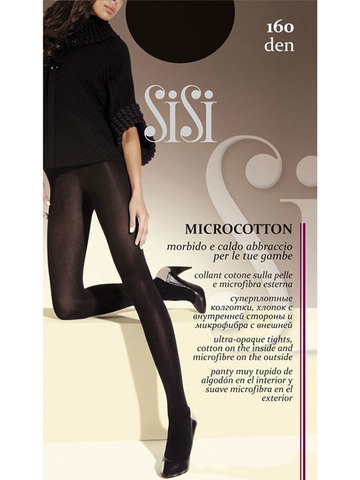 Женские колготки Microcotton 160 Sisi
