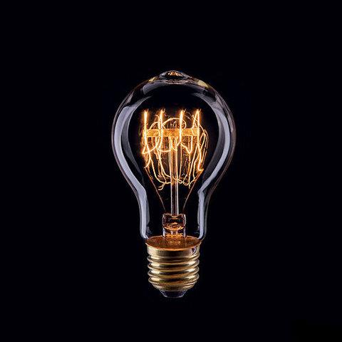 Ретро лампа Эдисон A19-T