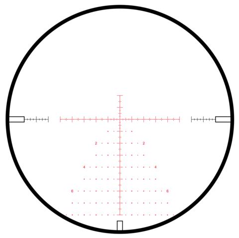 Оптический прицел Hawke Frontier 30 5-30х56 SF IR (Mil Pro, 20x)