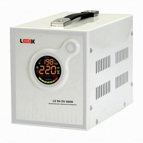 Стабилизатор напряжения LE R4 DV 1000W