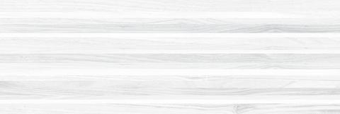 Плитка настенная Zen  полоски белый  200х600 60038