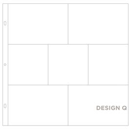 Фотофайлы Project Life-Дизайн Q-штучно