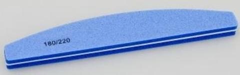 Блок шлифовочный банан 180/220 (синий)