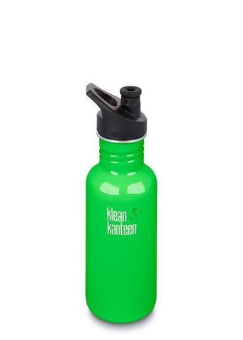 Бутылка Klean Kanteen Classic Sport 18oz (532 мл) Spring Green