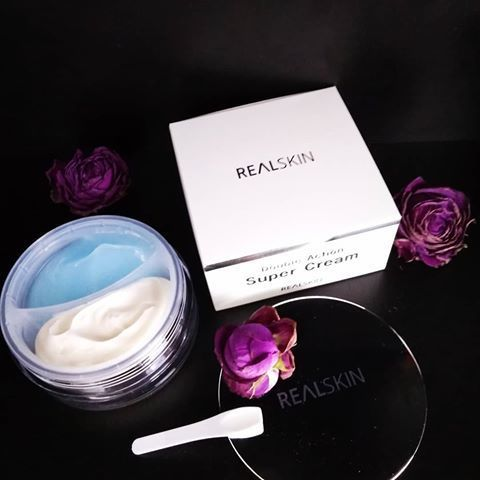 REALSKIN Крем для лица ДВОЙНОЙ Double Action Super Cream, 100 гр