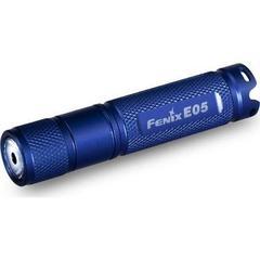 Карманный фонарик Fenix E05 Синий