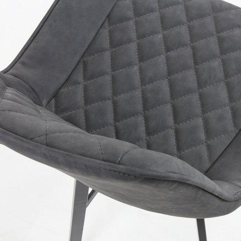 Барный стул Arian графитовый